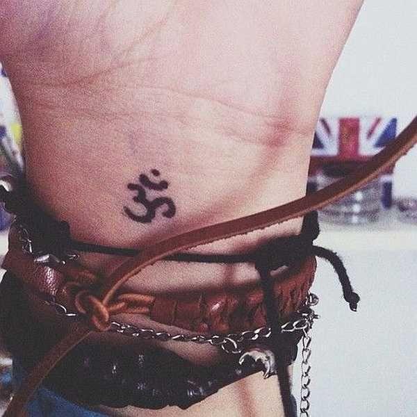 20 tatuajes pequeños con grandes significados - Taringa!                                                                                                                                                                                 Más