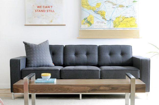Right Sized Sofa Dimensions