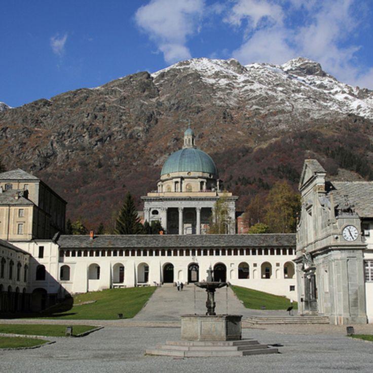 Santuario Nostra Signora di Oropa (BI) | Info su storia, arte, liturgia e devozione sul sito web del progetto #cittaecattedrali