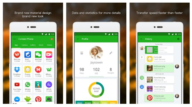 Download Xender APK for Android, iPhone/iPad & PC | Xender App Free Download