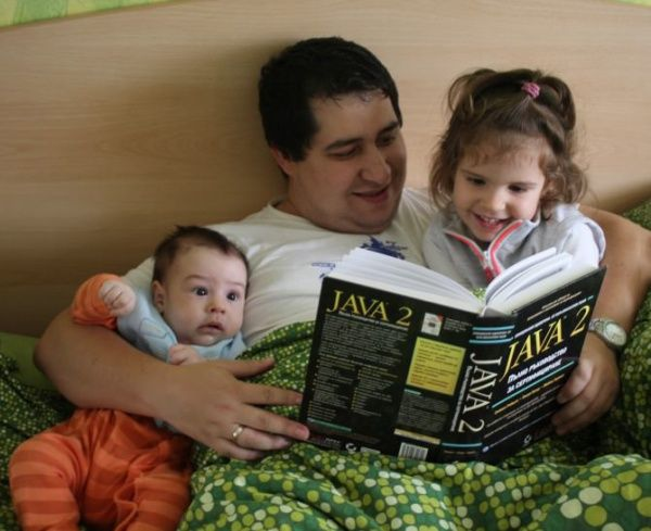 Bedtime stories about Java