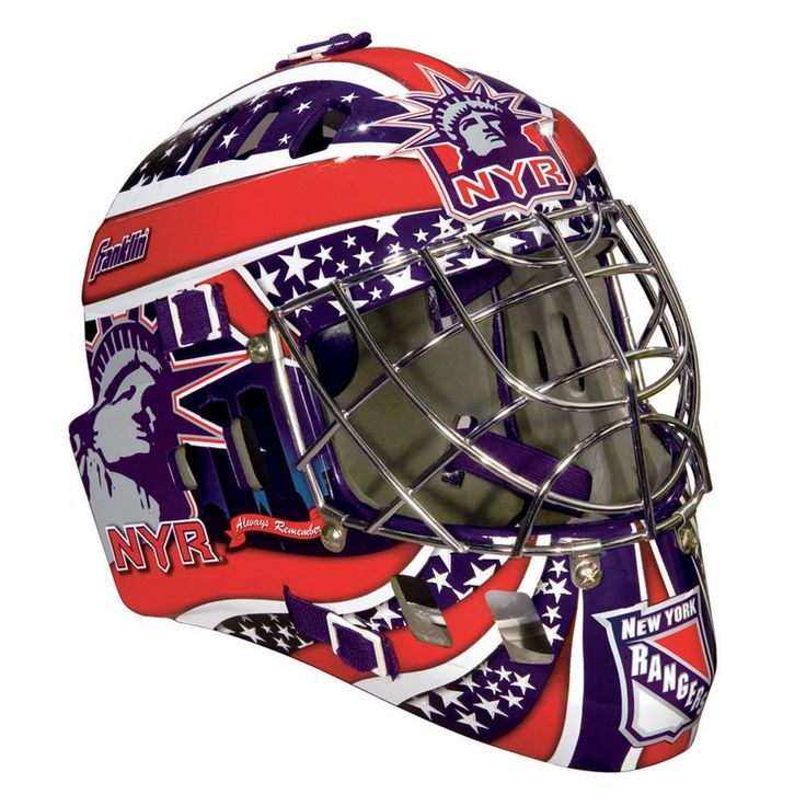 """Steel Recommended sizing for ages 5 to 9 Designed to reduce but not prevent injury Only for street hockey use with official size (2 58"""") street hockey ball """"&"""" Not HECCCSA certified (not for ice hocke"""
