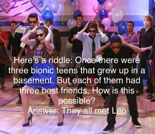 I made this cute riddleBEST FANDOM EVER!!!! LONG LIVE LAB RATS