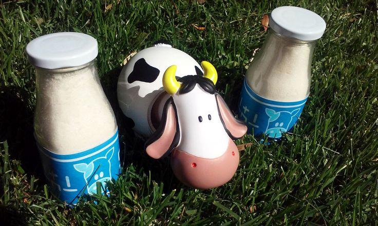 Zelda Lon Lon Milk Sugar Scrub #zelda #kawaii #nintendo #link #legendofzelda…