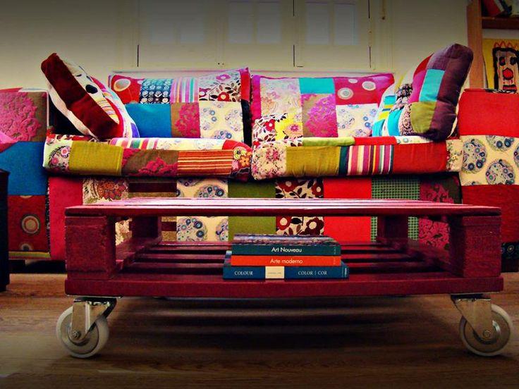 Chesterfield Sessel Patchwork Del Arte : M?s de ideas sobre sof? patchwork en