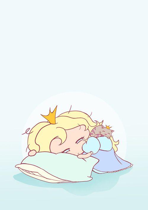 Lil princess napt ime by Sylvia Strijk