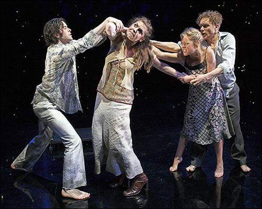 A Midsummer Night's Dream (2005) - Performance photo gallery - 9