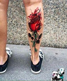 tatuajes en la pierna para hombres - Buscar con Google