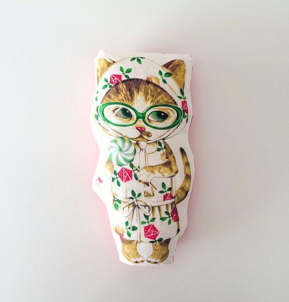 Free shipping stuffed cat cat pillow cat toy от BeTheOriginal