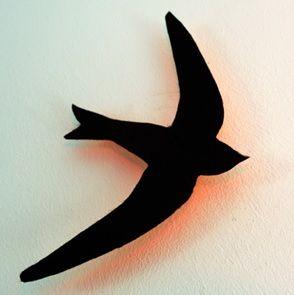 Wall Birds NIEUW