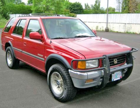 $988 Only — Honda Passport LX '94 near Portland, Oregon. More info http://www.autopten.com/honda/passport/forsale/or/5479/
