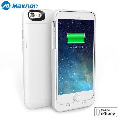 Llévalo por solo $70,700.Maxnon IMF 3200mAh cubierta de carga extra de batería para el iPhone 6 / 6S.