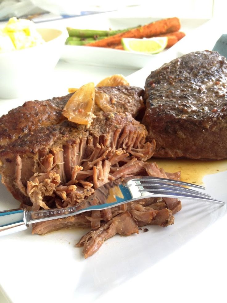 This recipe for slow cooker roast is ridiculously easy to make but oh so delicious, especially with all the gravy to pass around or hog for yourself (ahem). My first attemptat a roast last year with the much coveted purchase of my brand new crock pot went well, but was not in your face phenomenal....Read More »