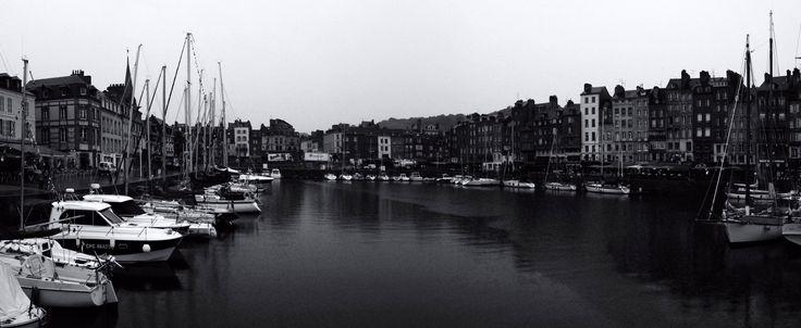 Honfleur, the port