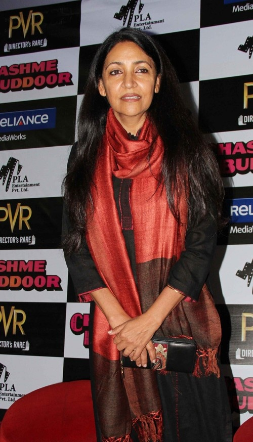 Farooq Shaikh, Deepti Naval at Digitally Restored Film 'Chashme Buddoor' Press Meet