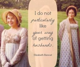 """...when a """"Lydia"""" tries to set you up. I have wanted to say this on several occasions. #prideandprejudice"""