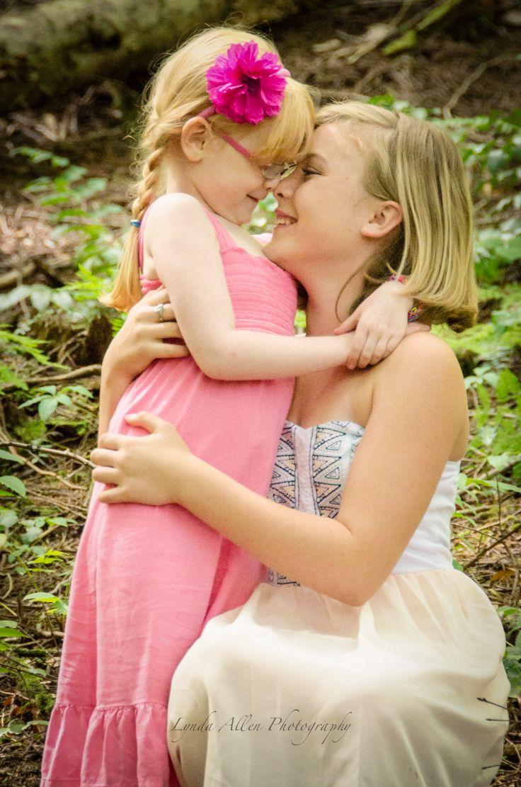 Sister Love! #sisterlove #CampbellRiver #ElkFalls #vancouverislandphotographer