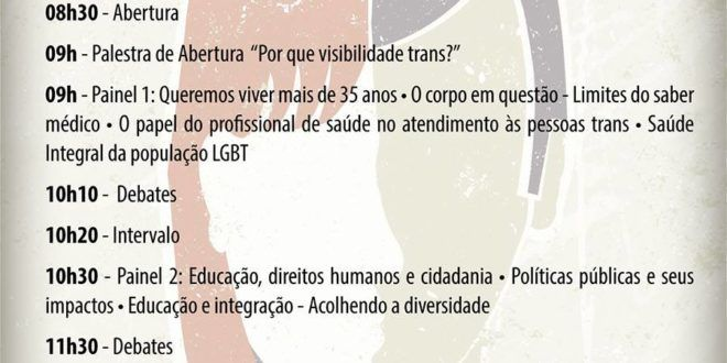 Ciclo de palestras luta contra a exclusão, discriminação e preconceito