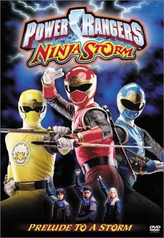 Power Rangers Ninja Storm - Prelude To A Storm