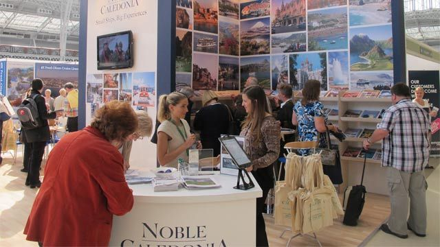 Noble Caledonia Stand 2012