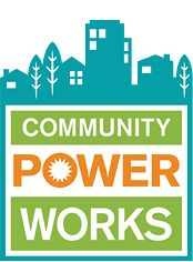 Community Power Works: Work Logos, Decommiss Oil, Work Deliv, Heat Pumps, Oil Tanks, Power Work, Community Power, Rebat