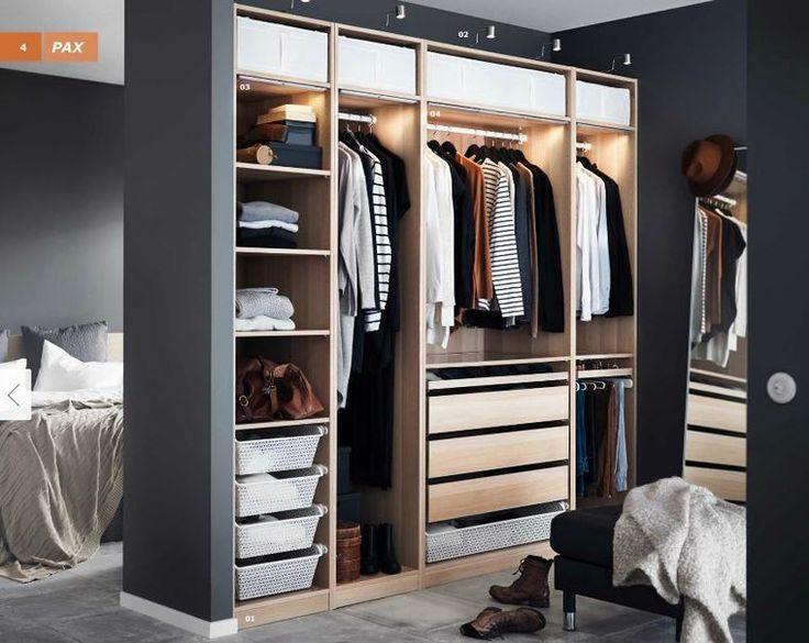 les 25 meilleures id es de la cat gorie armoire pax sur pinterest ikea pax ikea penderie pax. Black Bedroom Furniture Sets. Home Design Ideas
