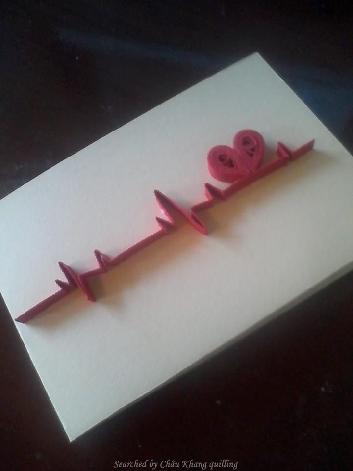 © Dragan Jankovic Ostojicevo- quilled valentine and heart cards (Searched by Châu Khang)