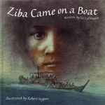 Ziba came on a Boat by liz Lofthouse
