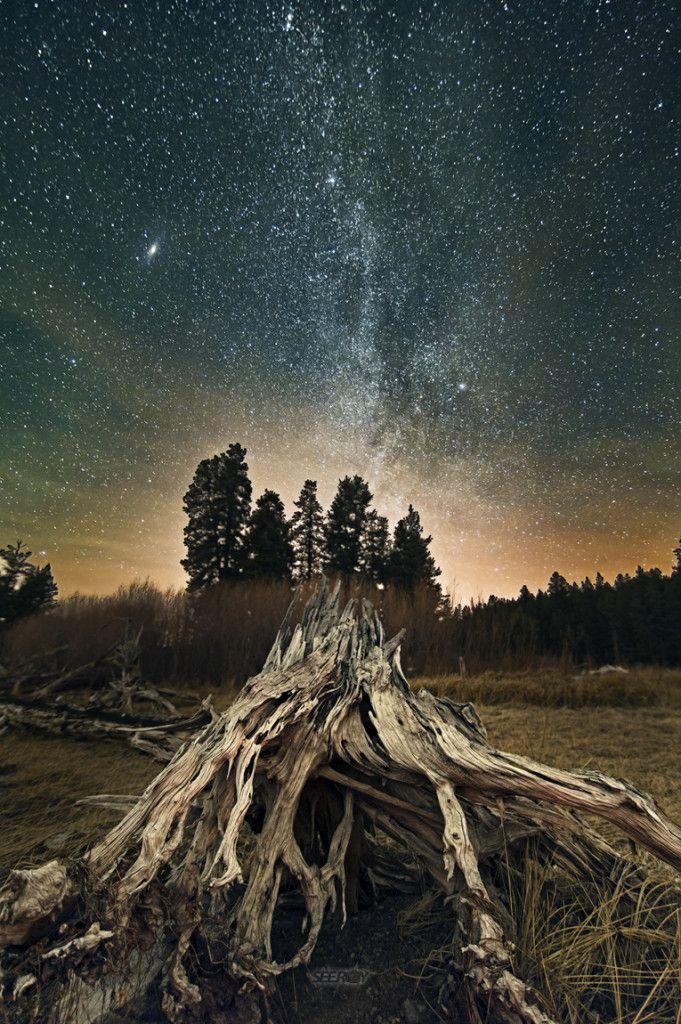 7 Stunning Photos of Kamloops at Night by @see.roy.visualz: http://explorebc.co/1BzLEE