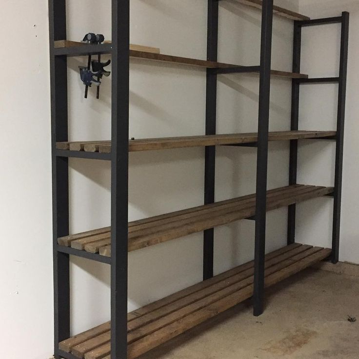Slate Wall Panels Garage Man Cave Ideas Garage Storage: The 25+ Best Garage Shelving Ideas On Pinterest