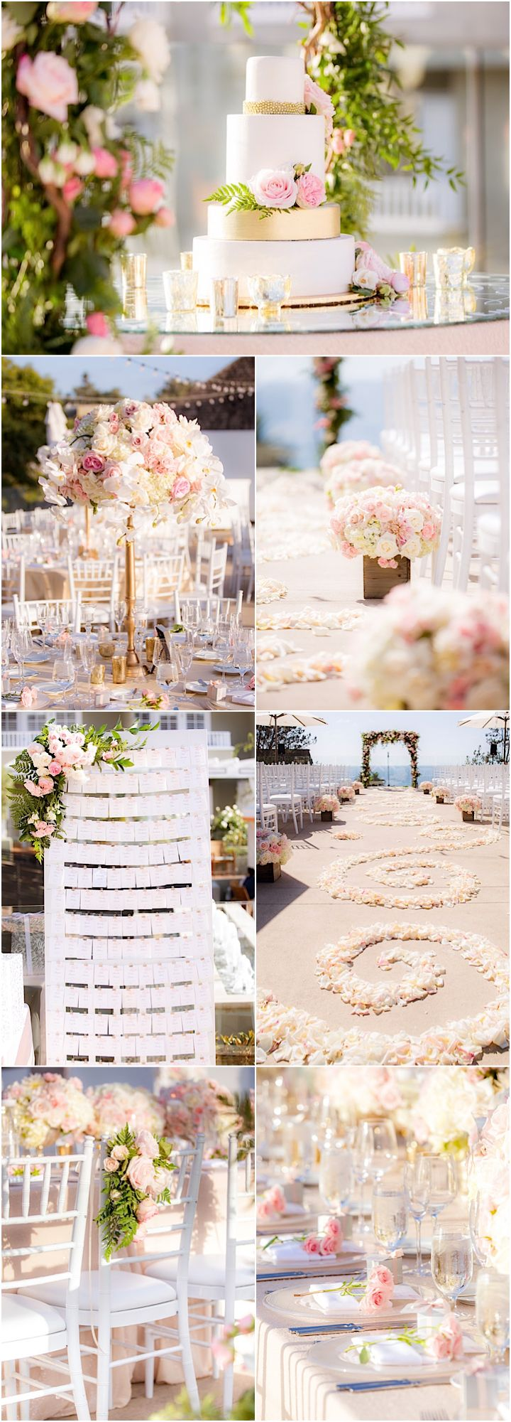 Featured Photographer: Clove & Kin; pink wedding idea