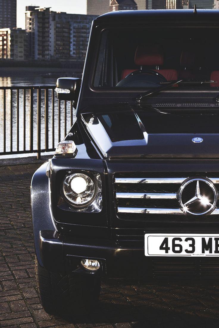 """Mercedes Benz G Class... Best """"jeep"""" ever."""