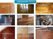 Daftar harga lantai kayu terbaru. Dapatkan info seputar harga lantai kayu 2015 terhangat ter update dan tentunya ter murah.