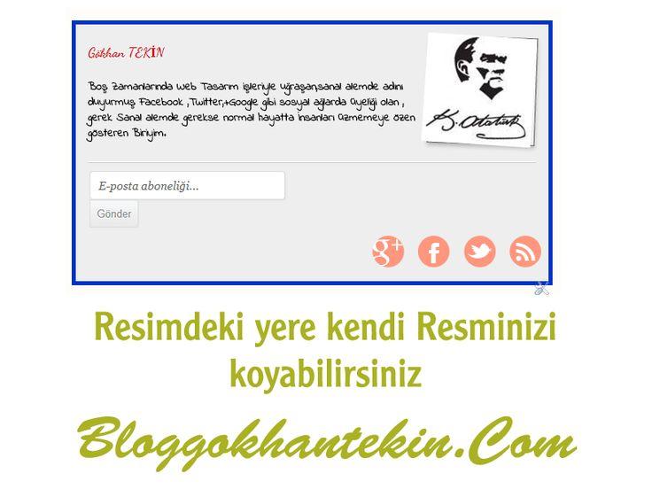 Blogger Çok Foksiyonlu Yazar Hakkında Eklentisi http://www.bloggokhantekin.com/2014/04/blogger-cok-foksiyonlu-yazar-hakknda.html