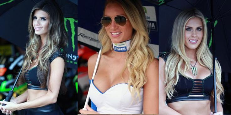 Gadis Seksi MotoGP Indianapolis 2014 - Kompas.com Otomotif