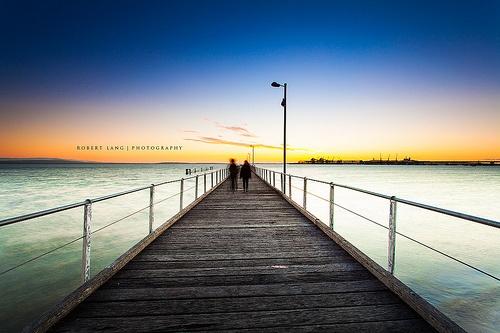 Winter in Port Lincoln, South Australia