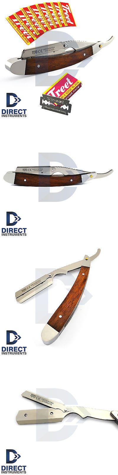 Straight Razors: Men S Throat Best Straight Razor Folding Knife Barber Razor Classic Shaving Gift -> BUY IT NOW ONLY: $50 on eBay!