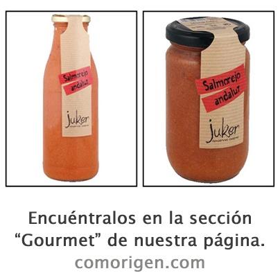 """Pasó la hora del almuerzo y con este calor, pocas cosas pegan más que un buen salmorejo andaluz antes de la siesta. ¿Os animáis? #Gourmet #Alimentación #Salmorejo #Andalucía #Andaluz  Los encontráis en la sección """"Gourmet"""" de nuestra web (http://www.comorigen.com/)."""