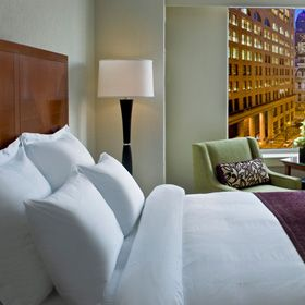 Top New Year's Eve hotel packages in Philadelphia (Photo of Philadelphia Marriott Downtown)