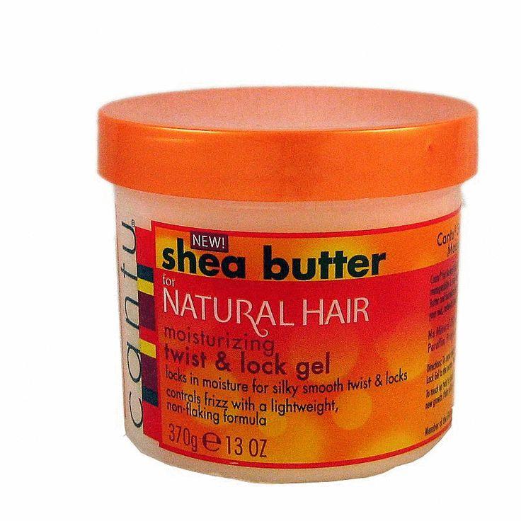 Cantu Shea Butter for Natural Hair Twist and Lock Gel - 13oz jar