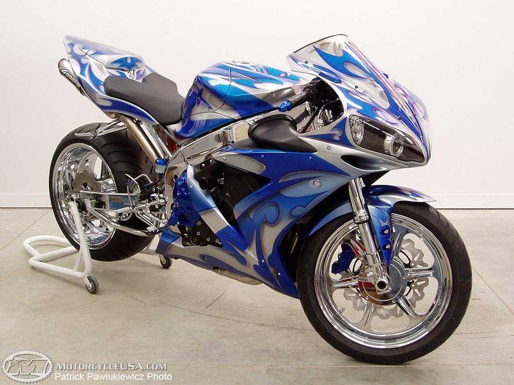 custom Yamaha R1