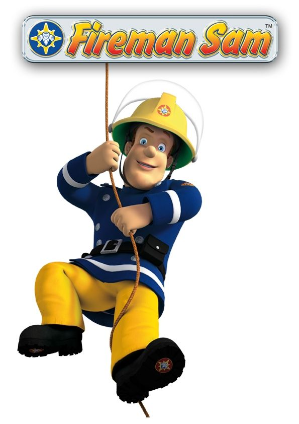 Fireman Sam ...To the Rescue!! :D