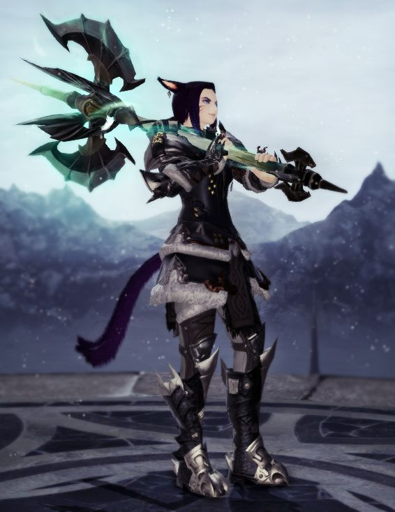 ffxiv warrior cosplay - photo #37