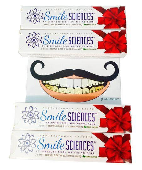 Smile Sciences Peppermint Whitening Pen - Set of Four | zulily