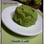 Sformatini+di+patate+e+broccoli+a+forma+di+rosa