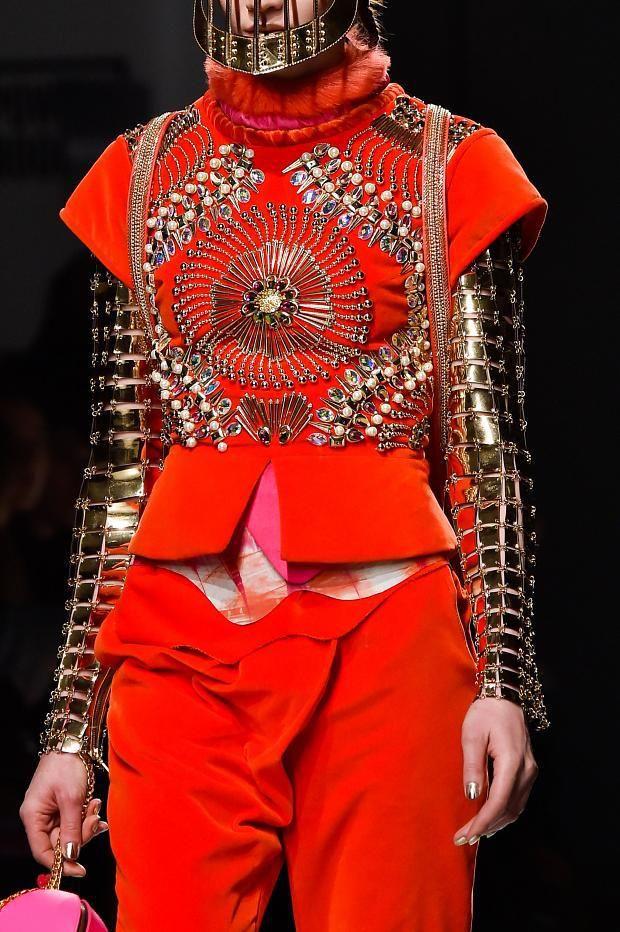 Fashion wow WOW! Manish Arora | ZsaZsa Bellagio - Like No Other