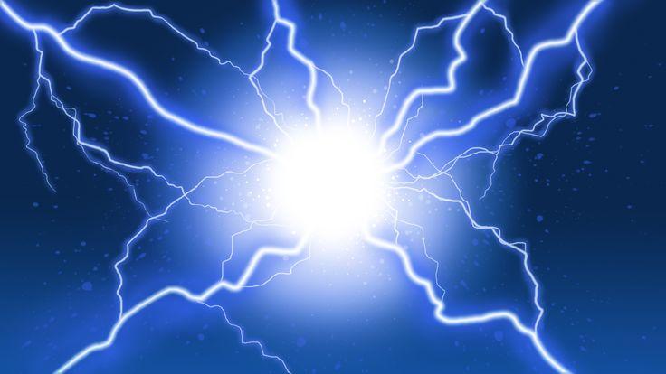 Animated Lightning