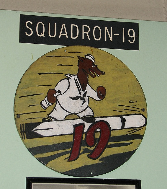 Insignia for PT boat squadron 19 by FranMoff, via Flickr