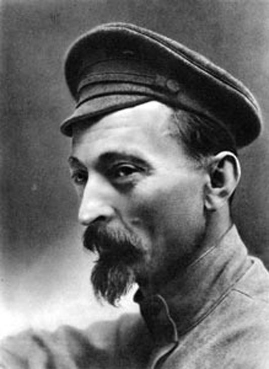 Felix Dzerzhinsky who founded the Cheka, which later became the KGB