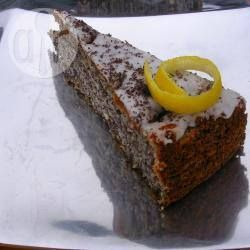 Apfel-Mohn-Kuchen ohne Fett @ de.allrecipes.com